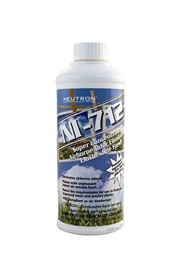 NI-712 Odor Eliminator, Clothesline Fresh (1) 16 oz