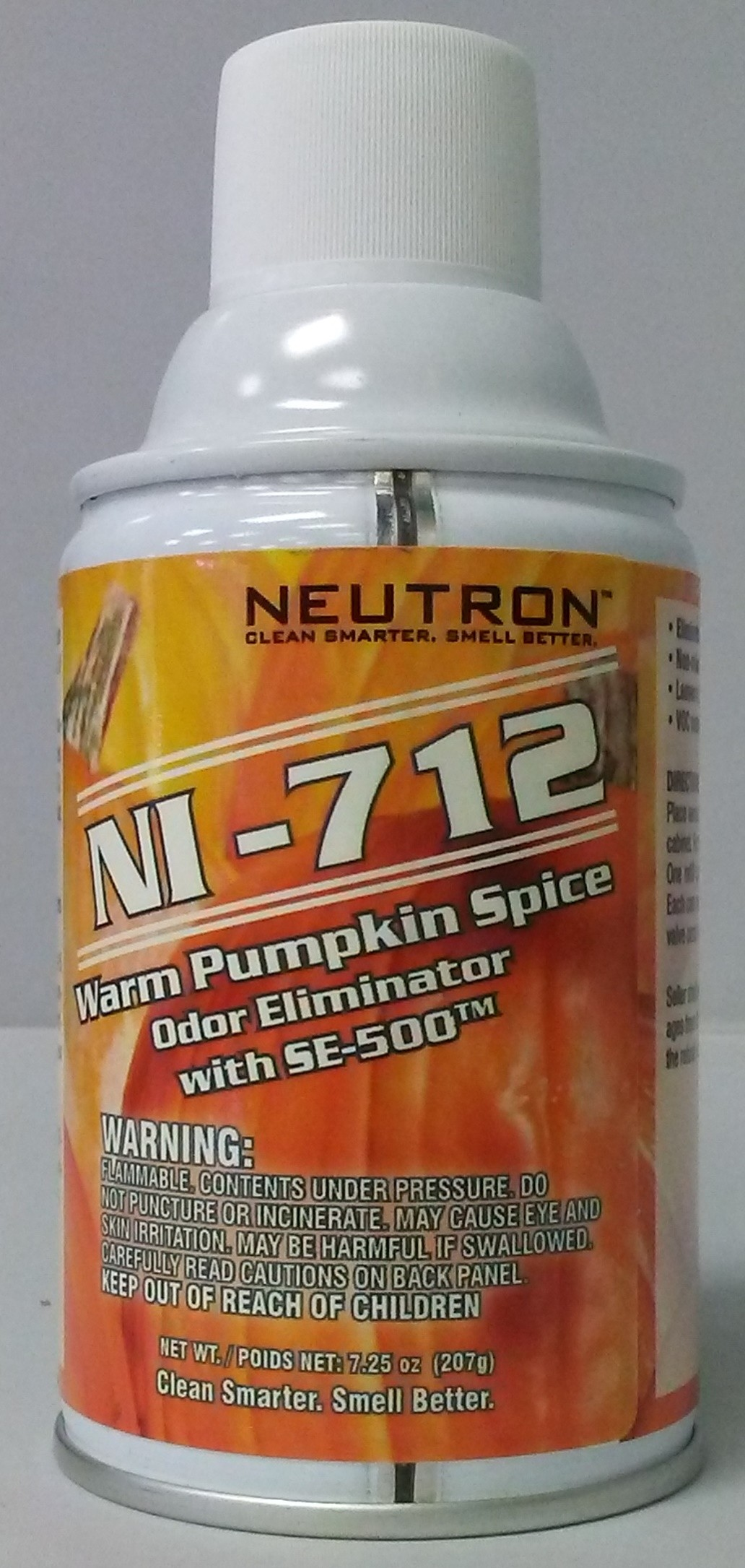 NI-712 Odor Eliminator, Warm Pumpkin Spice (1) Dispenser
