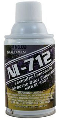 NI-712 Odor Eliminator, Lavender Lemonade (1) Dispenser
