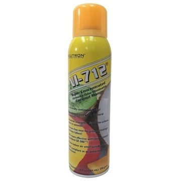 NI-712 Odor Eliminator, Coconut Mango Continuous Spray, 1 Can