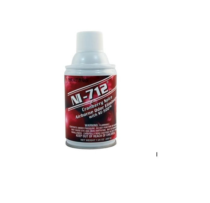 NI-712 Odor Eliminator, Cranberry Spice (1) Dispenser