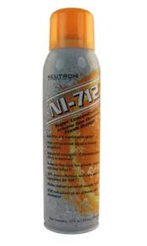 NI-712 Odor Eliminator, Orange Continuous Spray, 1 Can